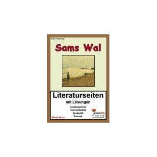 Sams Wal / Literaturseiten Moritz Quast, Katherine Scholes