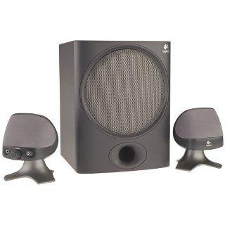 Logitech X 220 retail Soundsystem 2.1 32 Watt RMS Computer