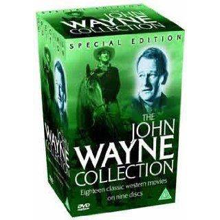 John Wayne Collection [9 DVDs] John Wayne Filme & TV