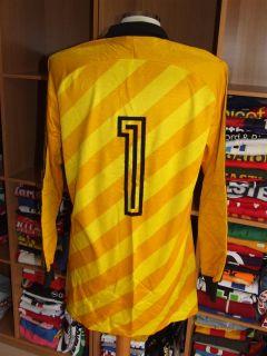 TorwartTrikot Deutschland 1984 (XL)#1 Adidas Jersey DFB Germany Shirt