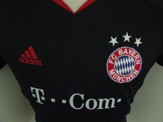 Trikot FC Bayern München 2005/06 #10 Makaay Champions League Adidas