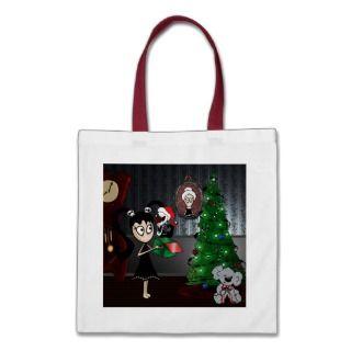Scary Christmas Bag