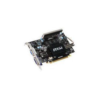 MSI nVidia GeForce GT220 Grafikkarte Full Retail Computer