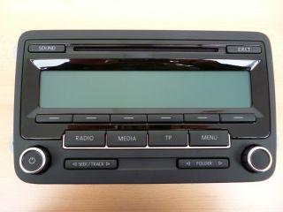 ... CD Autoradio, MP3 fähig VW RCD 310 ...