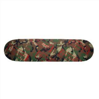 Top Secret Custom Skate Board