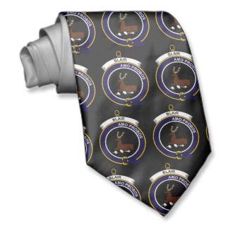 Blair   Clan Crest Tie