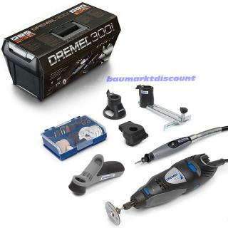 Dremel 300 5/45 Limited Edition in Transport Box NEU