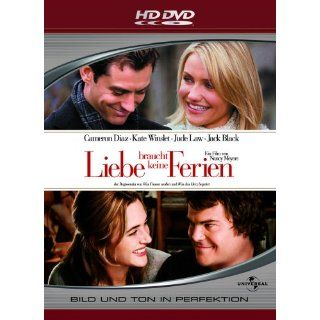 Liebe braucht keine Ferien [HD DVD] Cameron Diaz, Jude Law