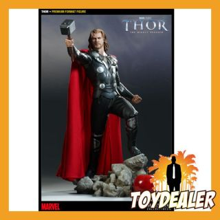 THOR CHRIS HEMSWORTH MIGHTY AVENGERS MARVEL PREMIUM FORMAT 1/4 STATUE