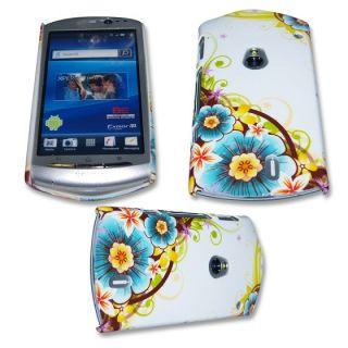 Handy Tasche Hard Case Cover JG M2 f. Sony Ericsson Xperia Neo / Neo V