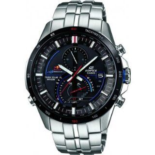Casio Edifice Red Bull Racing Limited Funk Solar Herren Uhr EQW