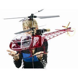 500507041   Carson   Lama SA 315B Air Zermatt Spielzeug