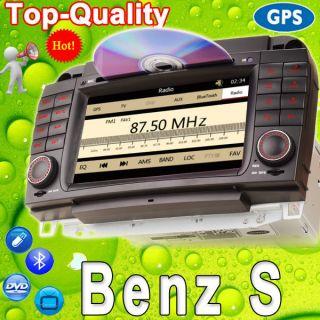 GPS Mercedes Benz S class Klasse W220 CL W215 S280,S320,S350,S400,S430