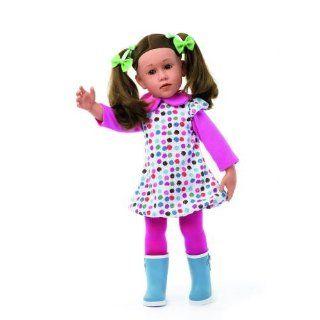 Götz Happy Kidz Clara   Puppe 50 cm: Spielzeug