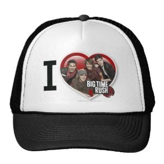 Love Big Time Rush Hat