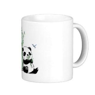 Panda Mugs, Panda Coffee Mugs, Steins & Mug Designs