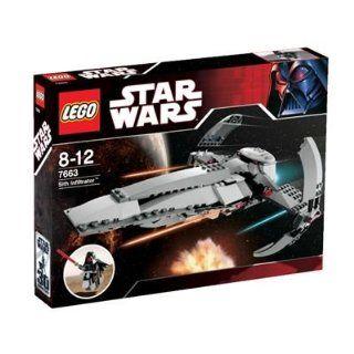LEGO 7151 Star Wars Sith Infiltrator Episode1 Spielzeug
