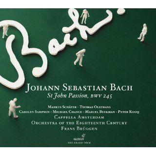 Bach St John Passion, BWV 245 Frans Bruggen