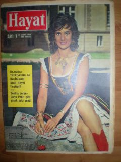 Austrian Actress Ina Duscha Turkish Mag. Hayat