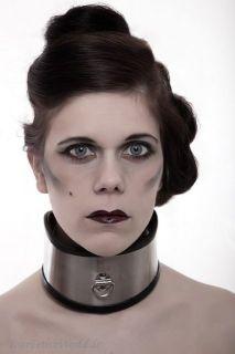 Stahl Halskorsett stainelss steel posture neck collar