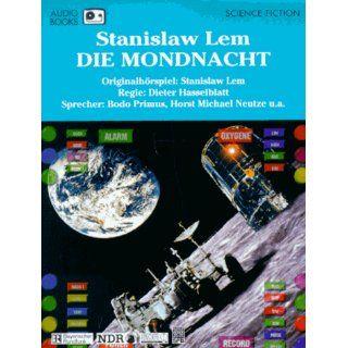 Die Mondnacht. Audiobook. Cassette Stanislaw Lem, Bodo