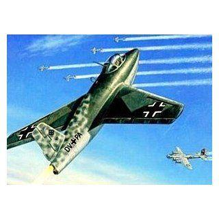 HUMA Messerschmitt Me 263 / Junkers Ju 248 1:72: Spielzeug