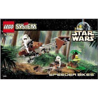 LEGO 7128 Star Wars Speeder Bikes Classic Spielzeug