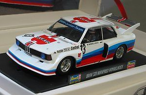 REVELL MONOGRAM 1/32 SLOT CAR BMW 320 #13 8346 Manfred Winkelhock L.E