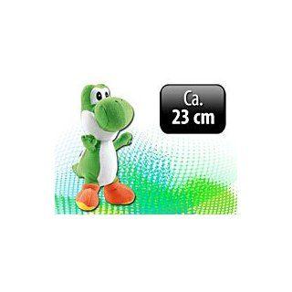 Super Mario   Yoshi   Stoff Figur (ca. 23 cm) Spielzeug
