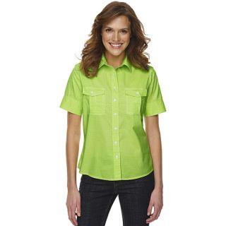 LANDS END Damen Bluse kurzarm Tunika Shirt *Sale*