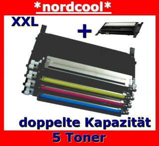 Toner für Samsung CLP 320 N CLP 325 N W CLX3180 CLX 3185 N