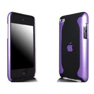 Novo iPod Touch 4, 4G Hard Case Flux Schwarz und