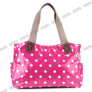 Umhängetasche POLKA DOTS Pin Up Rockabilly Handtasche Shopping