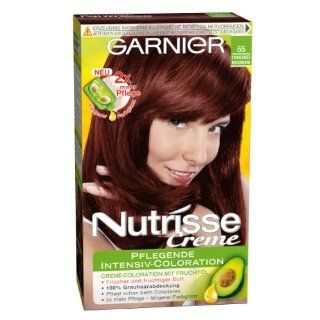 Garnier Nutrisse Coloration, 5.35 Goldenes Rehbraun, 140 ml