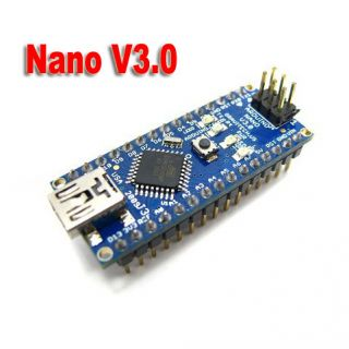 Arduino Nano V3.0 ATmega328P with USB Cable for Electronic Interactive
