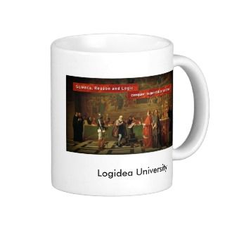 Logidea University™ 11loz. Coffee mug