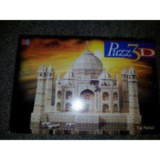 MB Puzz 3D Taj Mahal Puzzle (1077 pcs) Spielzeug
