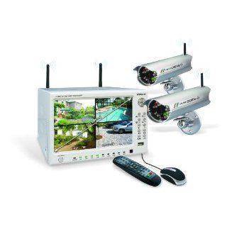 SAMSUNG Videoüberwachung Set 8 Kanal H.264 DVR im 22
