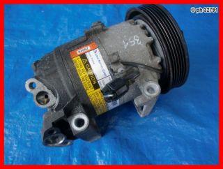 Klima Klimakompressor für Nissan Almera N16 92600 9F510 (351)