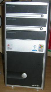 MEDION TITANIUM MD 8030 intel celeron 335 2,8 GHz ALDI
