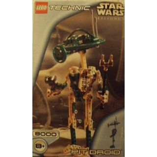 LEGO Star Wars Pit Droid (Art. 8000) Spielzeug