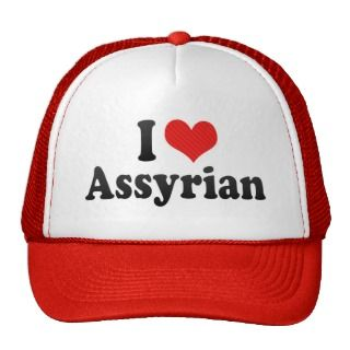 Love Assyrian Hat