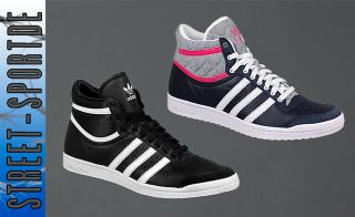 NEU ADIDAS ORIGINALS DAMENSCHUHE TOP TEN HI SLEEK W G63099 ; G14822