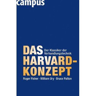 Das Harvard Konzept: Der Klassiker der Verhandlungstechnik eBook