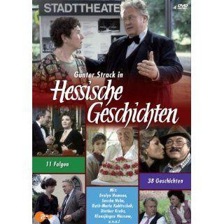 Hessische Geschichten   Die komplette Serie (4 DVDs)