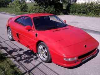 F355 kitcar kit car replica replika Toyota mr2 turbo tuning UNIKAT