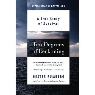 Ten Degrees of Reckoning A True Story of Survival eBook Hester