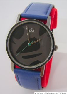 Mercedes Benz Quarz Quartz Uhr unisex wristwatch watch