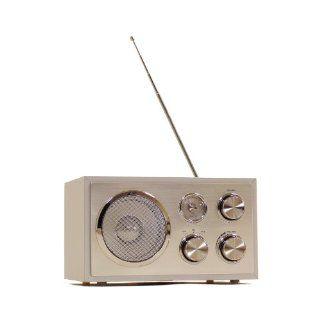 Radio Tchibo TCM mit  Player Anschluss Elektronik