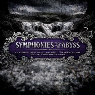 Symphonies from the Abyss CD 2012 Staubkind SCREAM SILENCE Combichrist